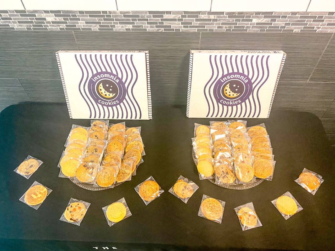 Insomnia Cookie Craze At The Legacy at State College